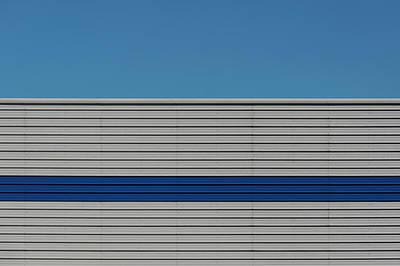 Photograph - Industrial Minimalism 36 by Stuart Allen