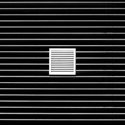Photograph - Industrial Minimalism 37 by Stuart Allen