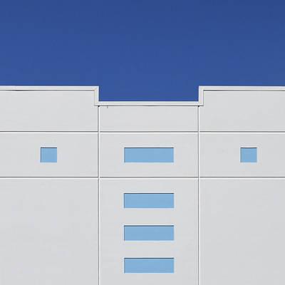 Photograph - Industrial Minimalism 38 by Stuart Allen