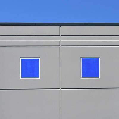 Photograph - Industrial Minimalism 40 by Stuart Allen