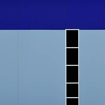 Photograph - Industrial Minimalism 42 by Stuart Allen