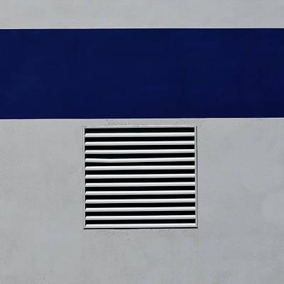 Photograph - Industrial Minimalism 46 by Stuart Allen
