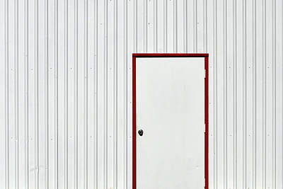 Photograph - Industrial Minimalism 7 by Stuart Allen