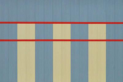 Industrial Minimalism 8 Art Print