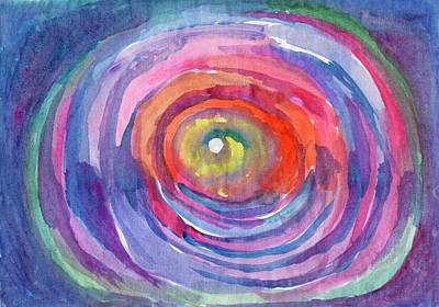 Painting - Infinity Abstraction by Irina Dobrotsvet