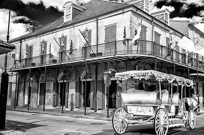Photograph - Infrared Classic New Orleans by John Rizzuto