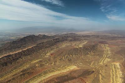 Photograph - Inhospitable Terrain by Michael Balen