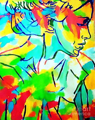 Painting - Melody by Helena Wierzbicki
