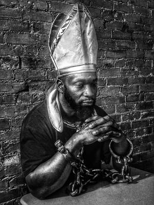 Photograph - Inquisition II by Al Harden
