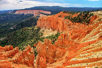Photograph - Inspiration Point by Dawn Richards