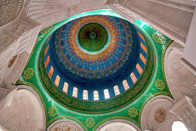 Photograph - Turquoise Dome by Fabrizio Troiani