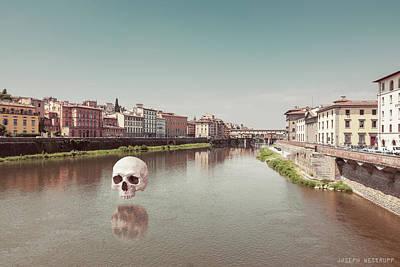 Interloping, Florence Art Print