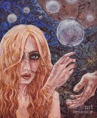 Love Painting - Intium by Angel Julie