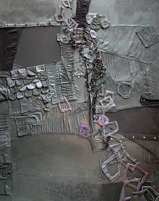 Tapestry - Textile - Into That Good Night by Susan Avishai