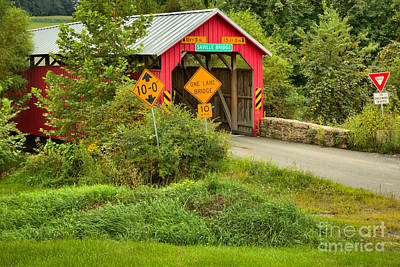 Photograph - Into The Pennsylvania Countryside by Adam Jewell