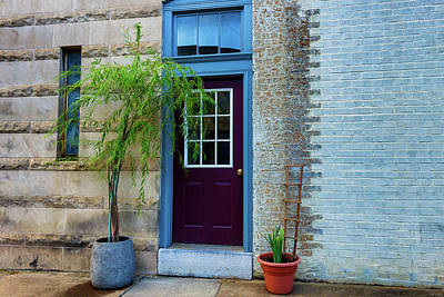 Photograph - Inviting Entrance by Dee Browning