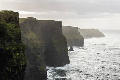 Photograph - Ireland Cliffs Of Moher  by John McGraw