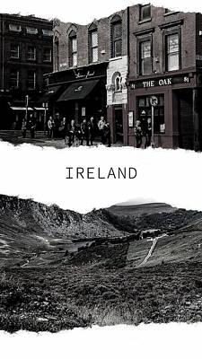 Photograph - Ireland Poster 1 by Jenny Rainbow