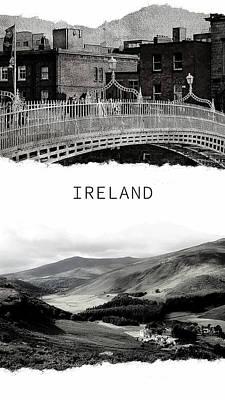 Photograph - Ireland Poster by Jenny Rainbow