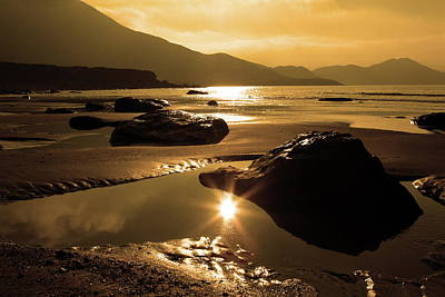 Photograph - Golden Hour by Aidan Moran