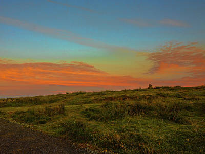 Photograph - Irish Sunset #i1 by Leif Sohlman