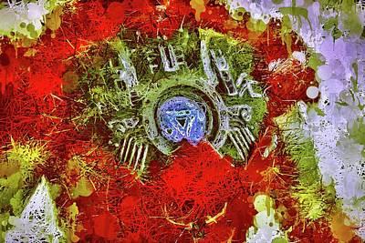 Mixed Media - Iron Man 2 by Matra Art