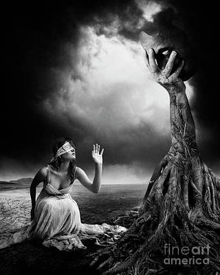 Erik Brede Rights Managed Images - Is there anybody out there Royalty-Free Image by Erik Brede