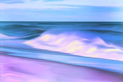 Wall Art - Photograph - Island Beach State Park Shore Digital Art by Geraldine Scull