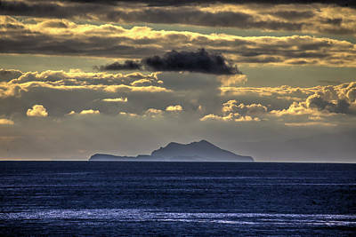 Photograph - Island Cloud by John Rodrigues
