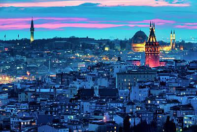 Photograph - Istanbul by Fabrizio Troiani