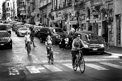 Photograph - Italian Ride by Images Unlimited