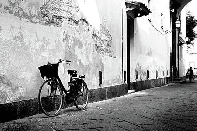 Photograph - Italian Street Scene by Images Unlimited