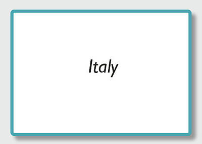 Photograph - Italy by Kathy Adams Clark