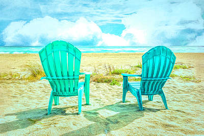 Photograph - It's A Beautiful Morning In Color  by Debra and Dave Vanderlaan