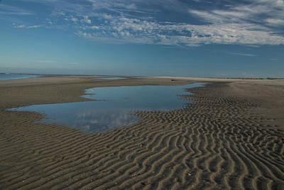 Photograph - Its Low Tide by Mary Buck