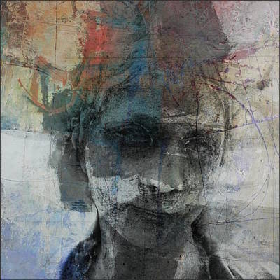 Woman Mixed Media - It's My Life by Paul Lovering