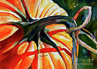 Painting - It's Pumpkin Time by Terry Banderas