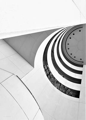 Photograph - J F K Skylight 6 by Rob Hans