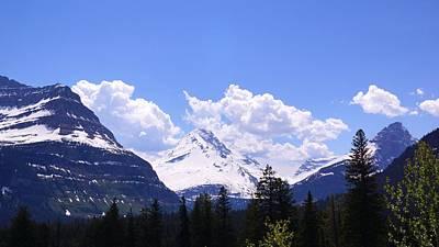 Giuseppe Cristiano - Jackson Glacier with Neighbors by Tracey Vivar