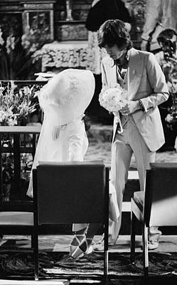 Photograph - Jaggers Wedding Day by Reg Lancaster