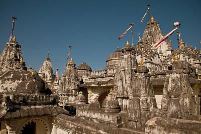 Jainism Wall Art - Photograph - Jain Temples Of Palitana by Ajay K Shah
