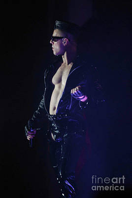Photograph - Jake Shears Scissor Sisters Photo 4 by Phill Potter