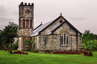 Photograph - Jamaican Church by Lechmoore Simms