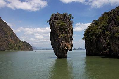 Photograph - James Bond Island by The Happy Cat