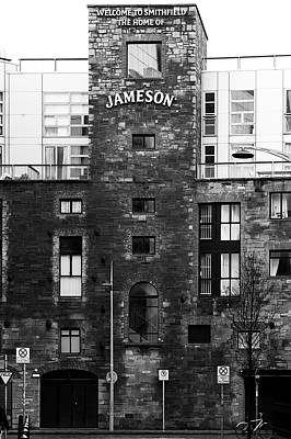 Photograph - Jameson Distillery by Georgia Fowler