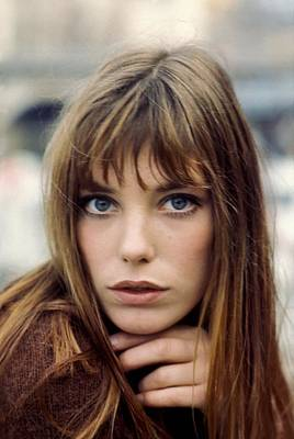 Photograph - Jane Birkin by Reporters Associes