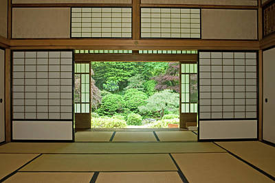 Photograph - Japanese Home Interior by Mura