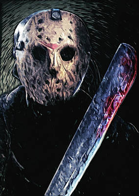 Sports Royalty-Free and Rights-Managed Images - Jason Voorhees by Zapista OU