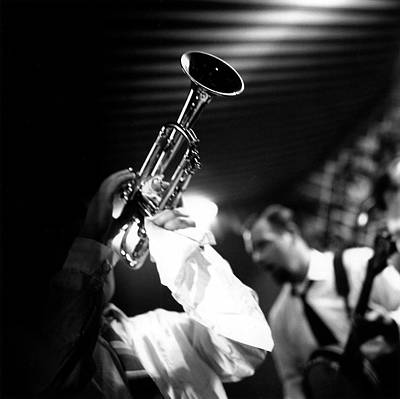 Photograph - Jazz Club by David Redfern