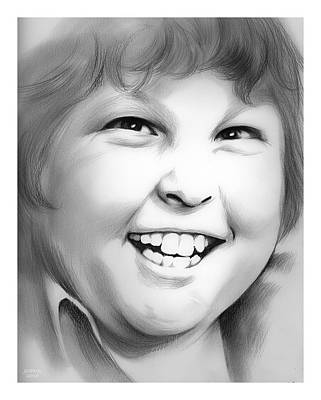 Drawings Royalty Free Images - Jeff Cohen Royalty-Free Image by Greg Joens